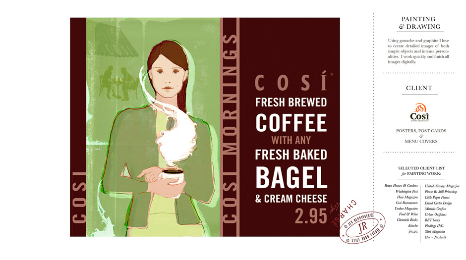 cosi--coffee-poster